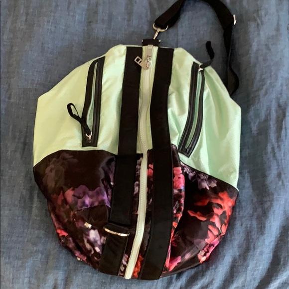 lululemon athletica Handbags - Lululemon convertible gym bag/cross body